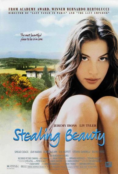 Ускользающая красота / Stealing Beauty (1996) WEBRip [H.264/1080p] [Open Matte]
