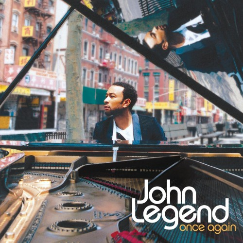 [TR24][OF] John Legend - Once Again - 2006 / 2013 (RnB)