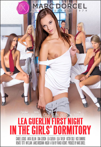 Marc Dorcel - Lea Guerlin au dortoir des filles / Lea Guerlin First Night in the Girls' Dormitory (2016) WEB-DL 2160p |