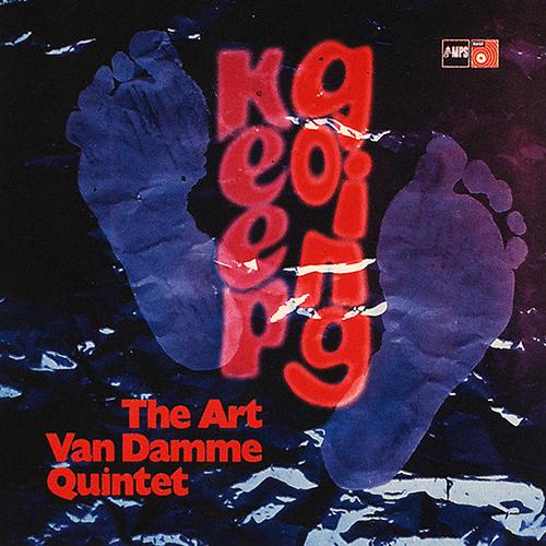 [TR24][OF] The Art Van Damme Quintet - Keep Going - 1970 / 2015 (Mainstream Jazz)