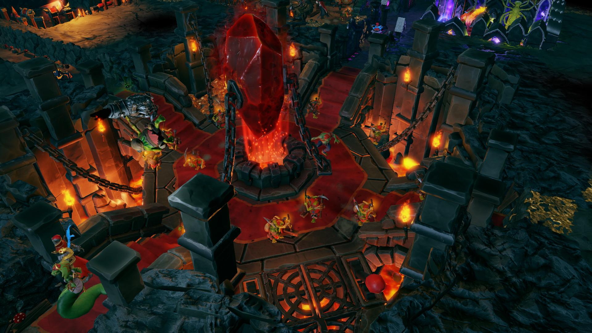 Dungeons 3 [v 1.3.2 + 4 DLC] (2017) PC | RePack от xatab