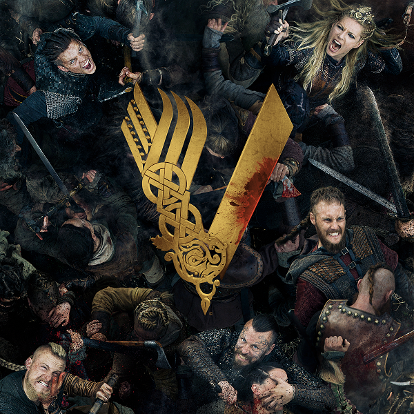 Викинги / Vikings [05x01-02 из 20] (2017) WEB-DL 1080p | NewStudio