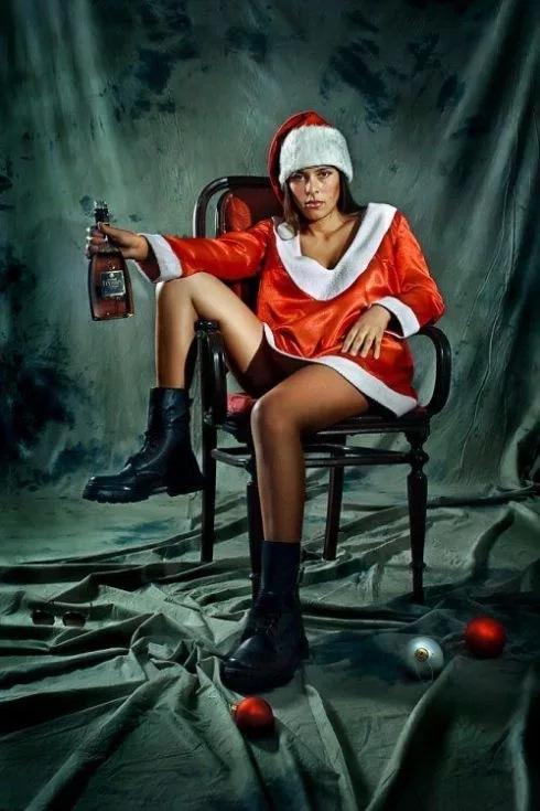 Дед Мороз против Санта Клауса