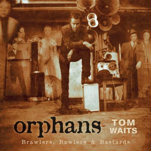 [TR24][OF] Tom Waits - Orphans: Brawlers, Bawlers & Bastards (Remastered)- 2006 / 2017 (Blues, Rock, Cabaret)