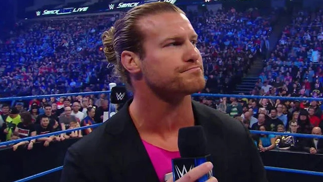 """Дольф Зигглер """"Мне в скором времени придется задуматься о будущем в WWE"""""""