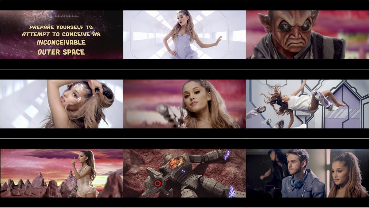 Ariana Grande feat. Zedd - Break Free (MV).png
