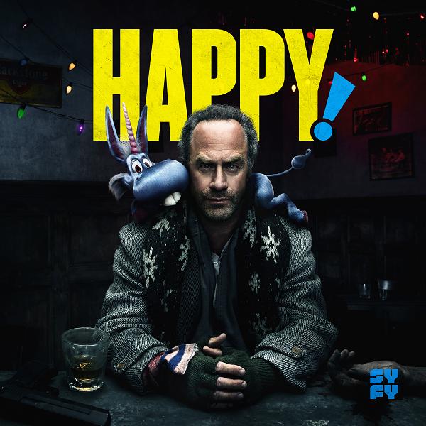 Хэппи / Happy! [01x01-02 из 07] (2017) WEBRip 1080p | Lostfilm