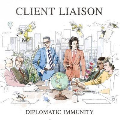 Client Liaison - Diplomatic immunity (2016) FLAC