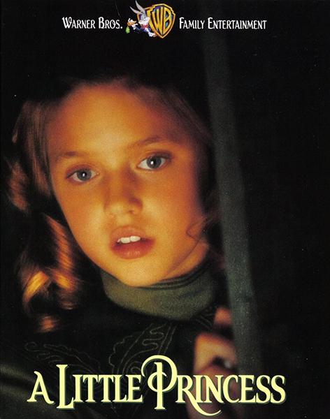Маленькая принцесса / A Little Princess (1995) WEB-DL 1080p | D, P