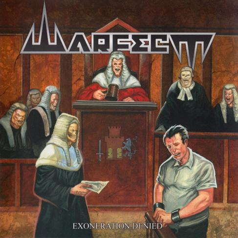 Warfect - Exoneration Denied (2013) [FLAC|Lossless|image + .cue] <Thrash Metal>