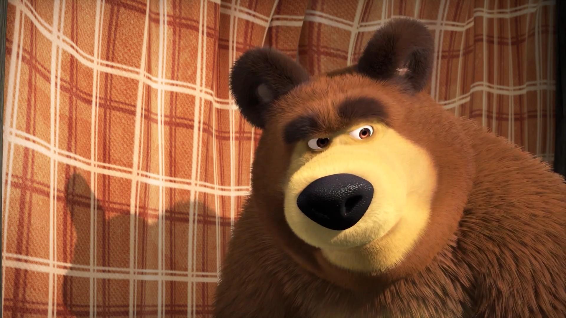 Маша и медведь: Квартет плюс [68] (2017) WEB-DL 1080p
