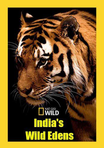 NGW: Дикий рай Индии / India's Wild Edens (2016) HDTVRip [H.264/720p-LQ]