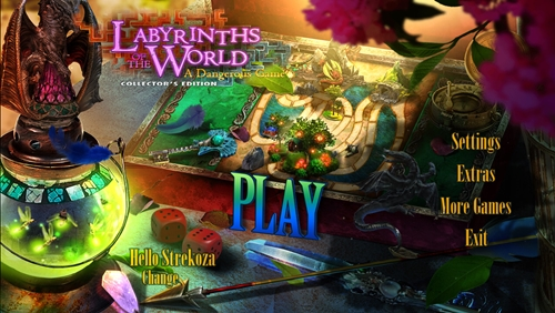 Labyrinths of the World 7: A Dangerous Game Collectors Edition-Final