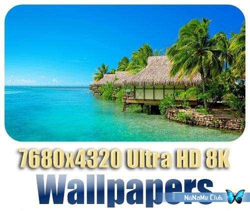 Обои - Ultra HD 8K Wallpapers 69 [JPG]