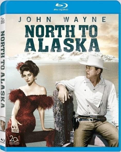 К северу от Аляски / North to Alaska (1960) BDRip [H.265/1080] [10-bit]