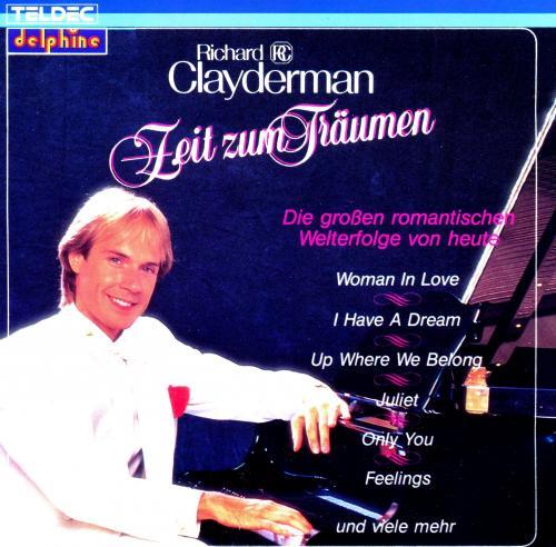 Richard Clayderman - Zeit Zum Traumen (1984) [FLAC|Lossless|image + .cue]<Pop, Classical>