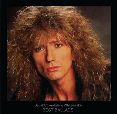 David Coverdale & Whitesnake - Best Ballads (2018) FLAC