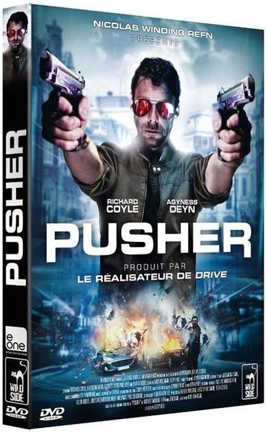 Барыга / Pusher (2012) BDRip [H.265/1080p] [10-bit] [VO]