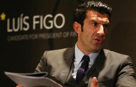 """Фигу: """"Мадрид"""" ещё сделает что-нибудь на трансферном рынке"""""""