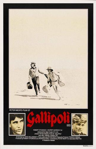 Галлиполи / Gallipoli (1981) WEB-DLRip [H.264]