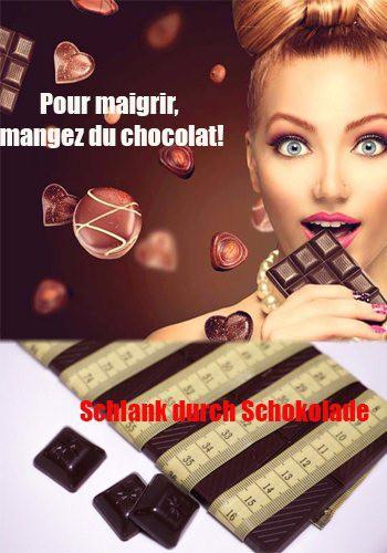 Шоколадная диета: Как надуть народ с помощью науки / Pour maigrir, mangez du chocolat! (Schlank durch Schokolade) (2015) HDTVRip [H.264/720p-LQ]