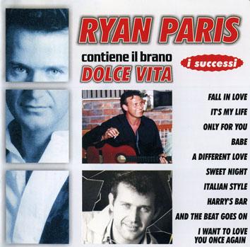 Ryan Paris - I Successi (2000) APE