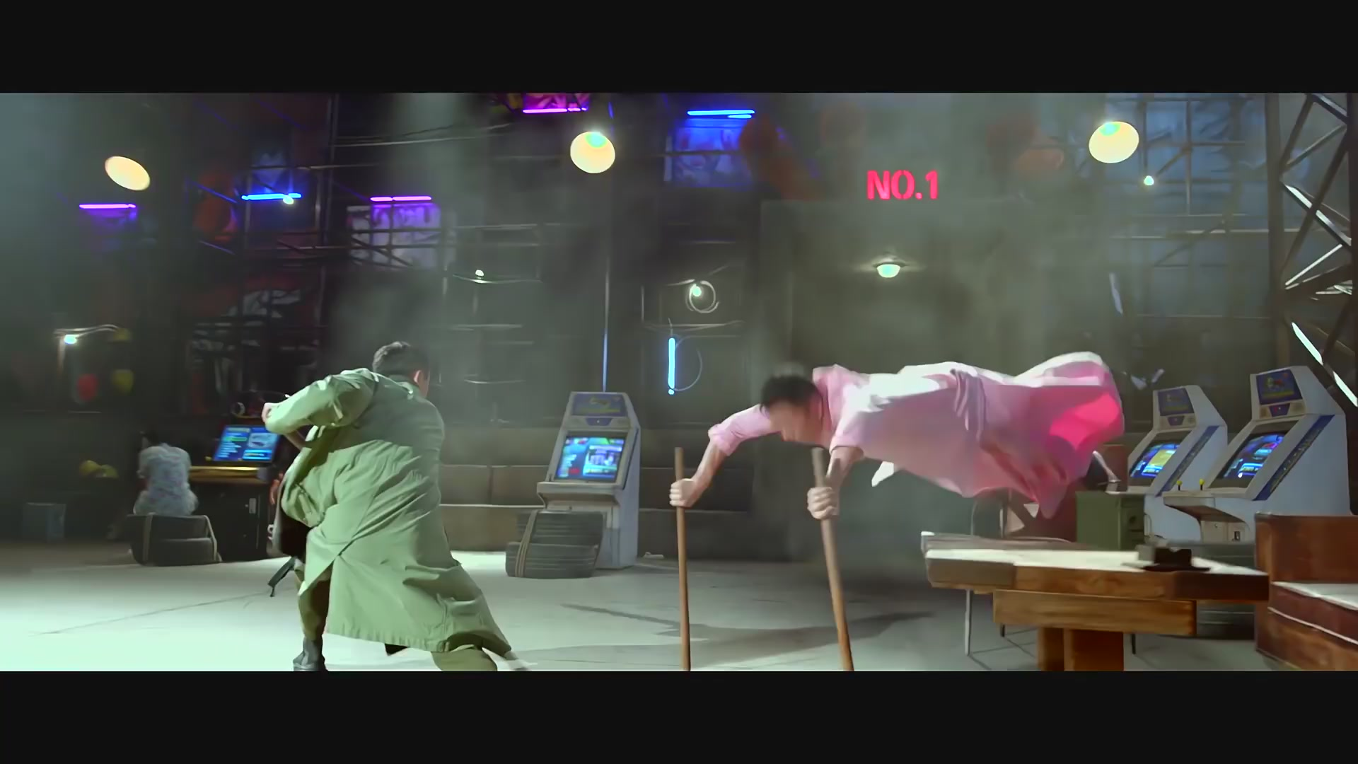 Хранители боевых искусств / Gong Shou Dao (2017) WEBRip 1080p
