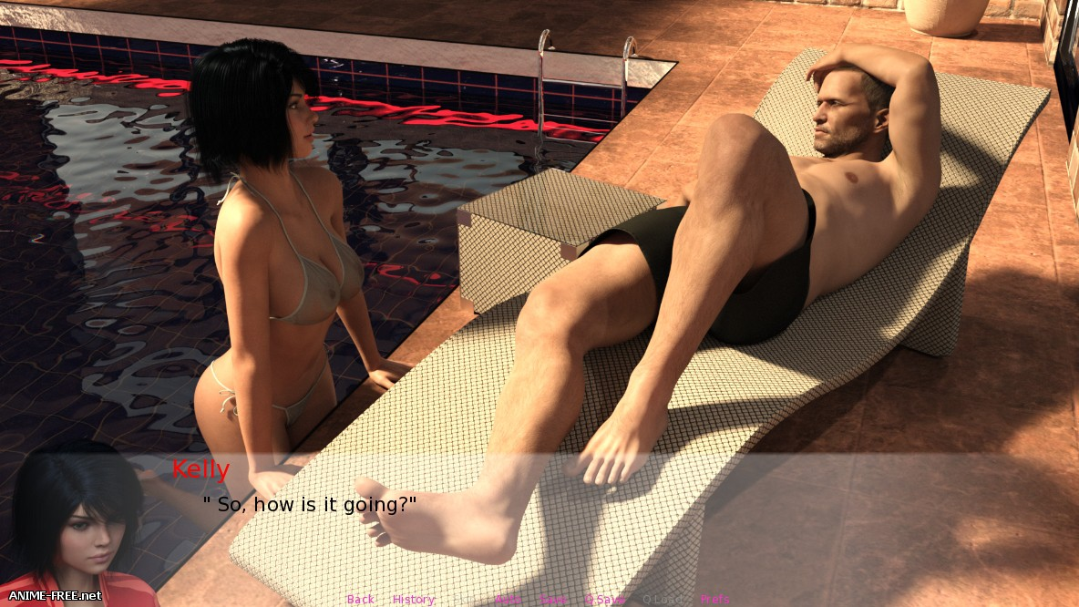 Intimate Relations / Интимные отношения [2017] [Uncen] [3DCG, ADV] [Android Compatible] [ENG,RUS] H-Game