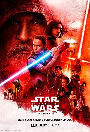 Star Wars-The Last Jedi 2017 720p HC CAM DD2 0 x264-BDP