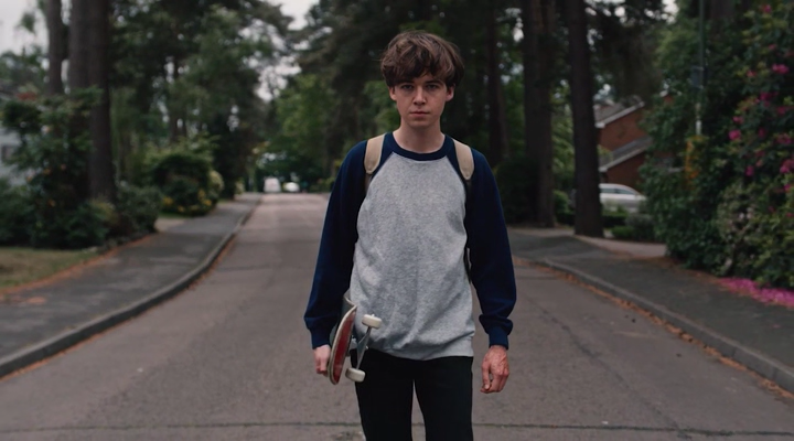 Конец ***го мира / The End Of The F***ing World [S01] (2017) WEBRip | OMSKBIRD