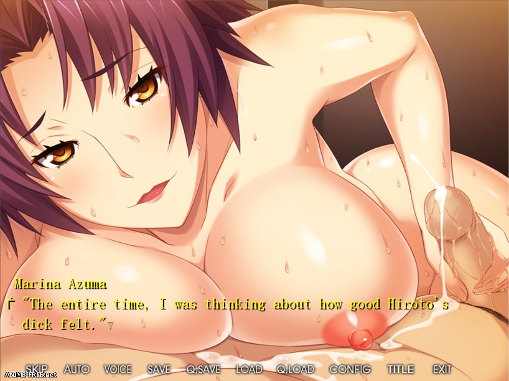 Marina's Cuckolding Report: Sensitive Wife and Great Fuck College Student [2013] [Uncen] [VN] [ENG,JAP] H-Game