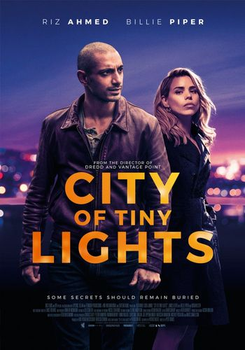 Город тусклых огней / City of Tiny Lights (2016) WEB-DLRip [MVO] [AD]