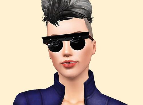 Resurrection NY Vintage Sunglasses by Artsims