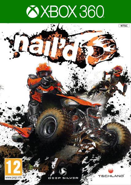 [XBOX360] Naild[FREEBOOT / RUS]