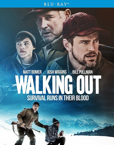 Walking Out 2017 BRRip XviD AC3-EVO
