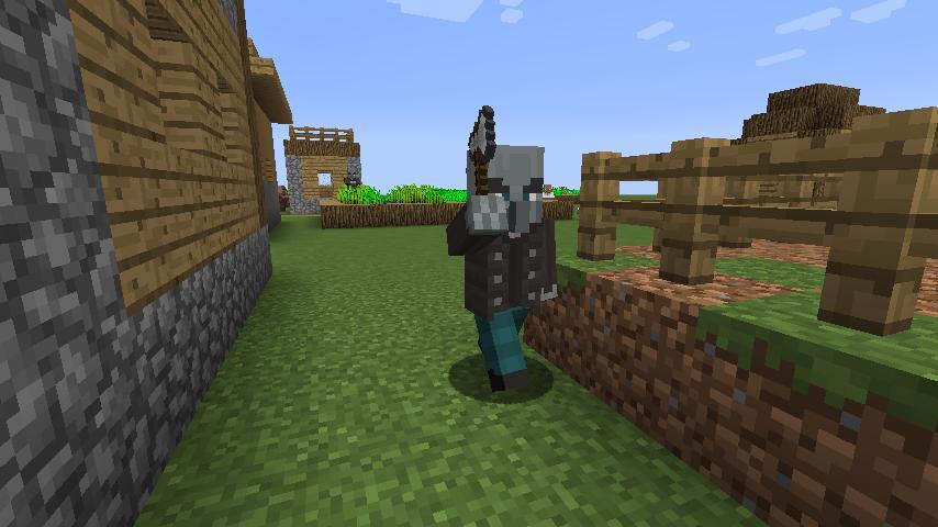 Minecraft [v1.12] (2011) PC