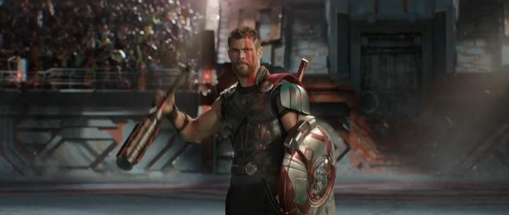 Тор: Рагнарёк / Thor: Ragnarok (2017)