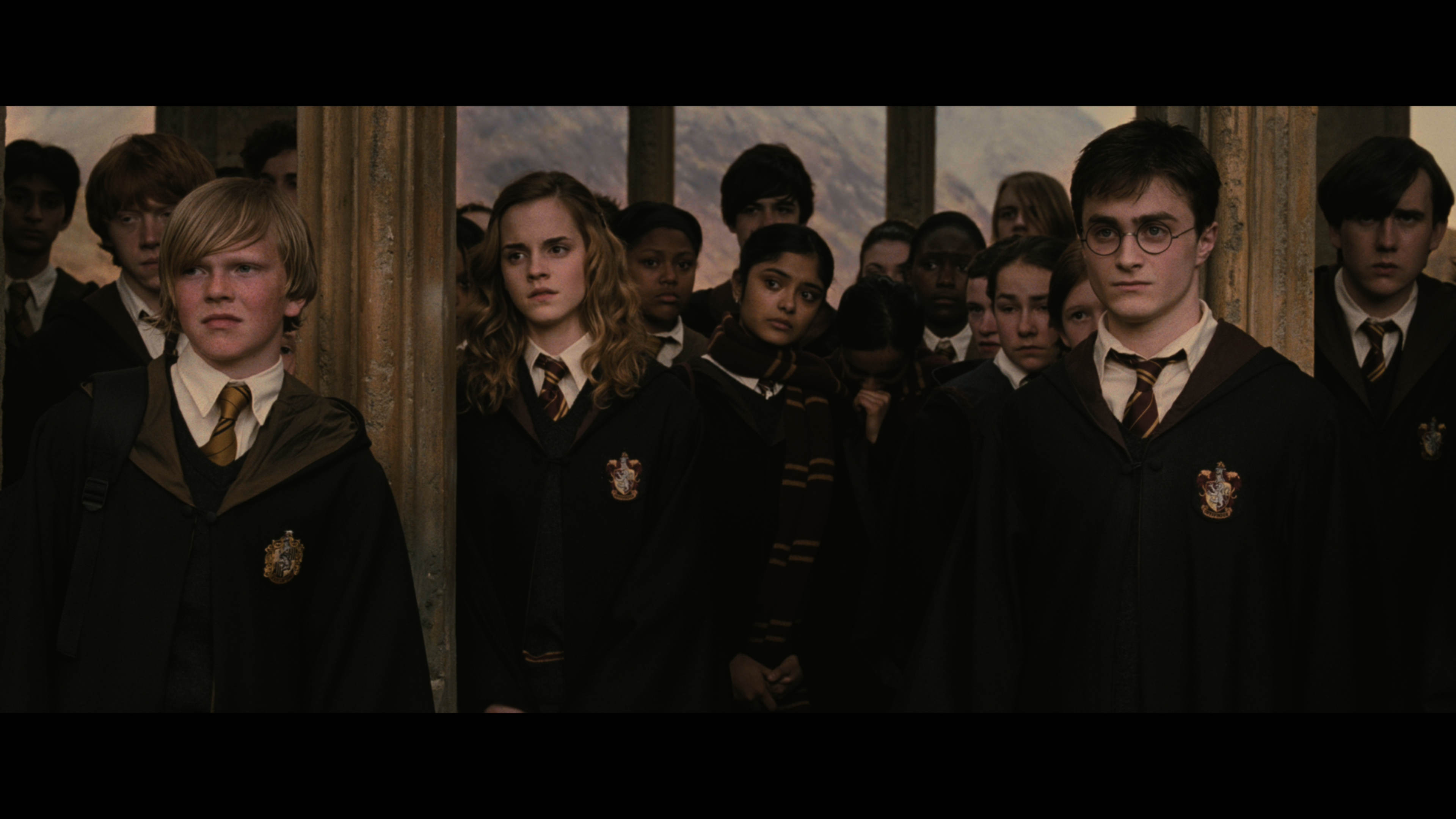 Гарри Поттер и орден Феникса / Harry Potter and the Order of the Phoenix (2007/BDRemux) 2160p, 4K