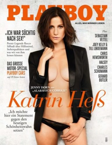 Playboy Germany - November (2017)