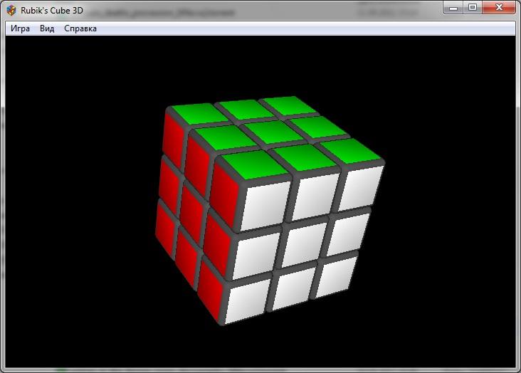 Rubik's Cube 3D (2011/РС/Русский)