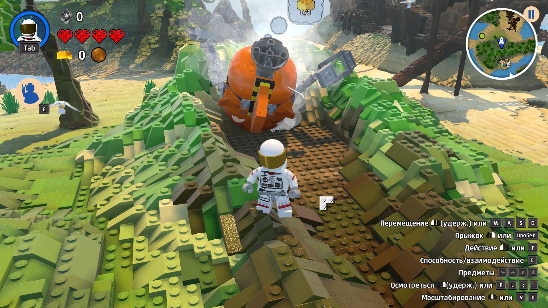 LEGO Worlds [v 20180202 + 4 DLC] (2017) PC