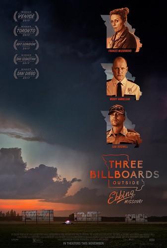 Three Billboards Outside Ebbing Missouri 2017 720p WEB-DL H264 AC3-EVO