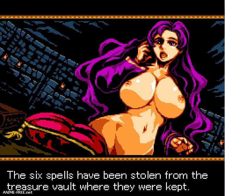 SUCCUBUS The SIX Spells [2017] [Cen] [Action, Dot/Pixel] [ENG] H-Game