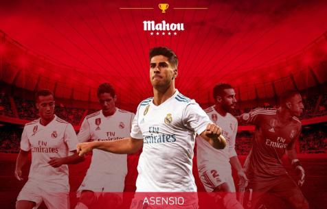 """Асенсио - лучший игрок """"Мадрида"""" в феврале"""