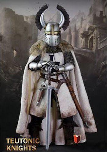 Тевтонские рыцари / Les Chevaliers Teutoniques (Teutonic Knights / Die Deutschen Ordensritter) (2011) HDTVRip [H.264/720p-LQ]