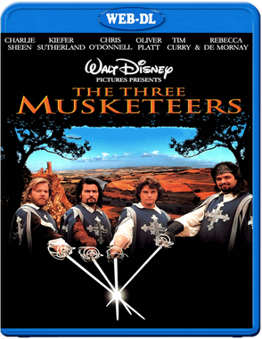 Три мушкетера / The Three Musketeers (1993) WEB-DL 720p