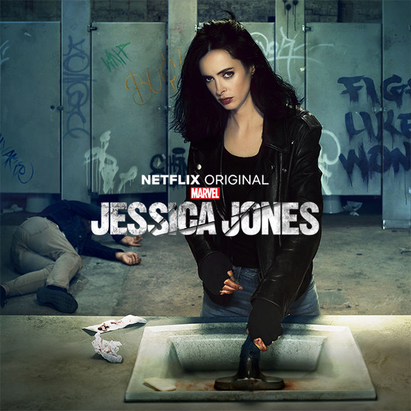 Джессика Джонс / Jessica Jones (2018) WEB-DL 1080p | LostFilm