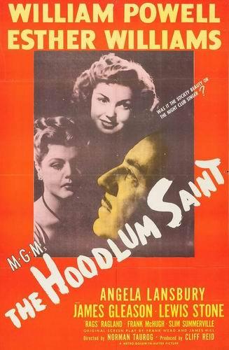 Святой бандит / The Hoodlum Saint (Норман Торог / Norman Taurog) [1946, США, драма, музыкальный, DVD5 (Custom)] VO (Kenum) + Sub Rus (Северный) + Original Eng