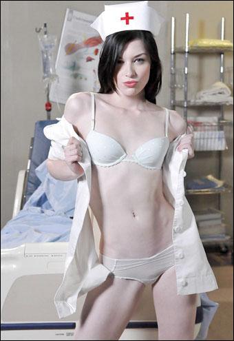 Stoya - Медсестрички / Nurses (2009) WEBRip |