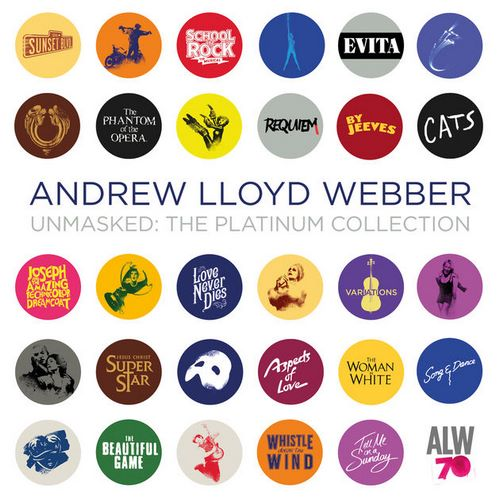 Andrew Lloyd Webber - Unmasked The Platinum (Deluxe) (2018)